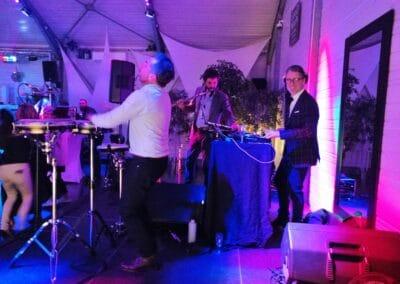SOIREE ANNUELLE d'un service financier - soirée à thème avec décors intérieurs - Challenger Event Poitiers